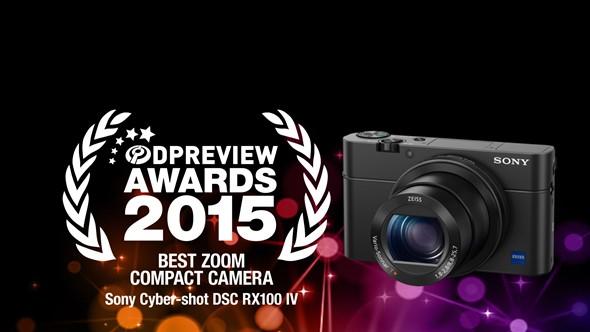 Winner: Sony Cyber-shot DSC-RX100 IV