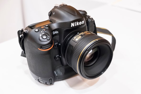 Hands-on with the Nikon D4s, with insights from its creators