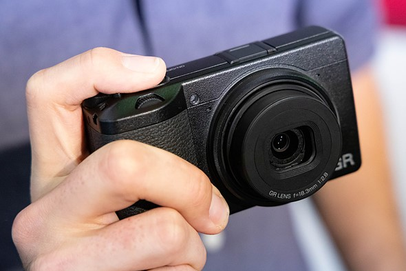 Our new favorite compact? Meet the Ricoh GR III