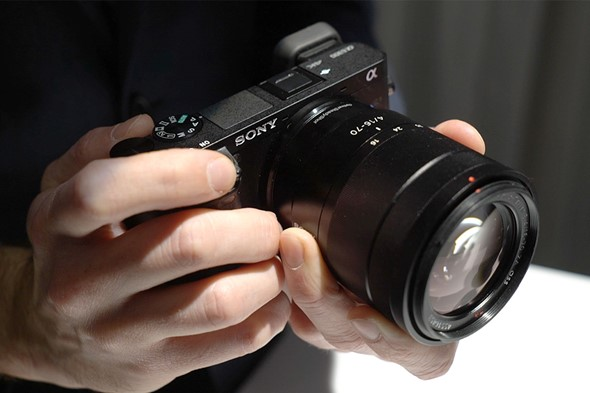 Hands on with Sony's a6300 and G Master lenses: Digital Photography