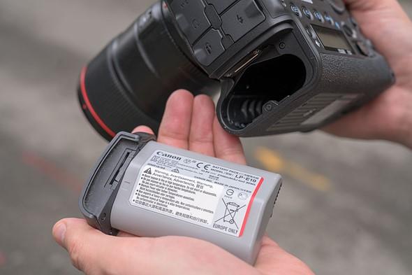 A familiar battery