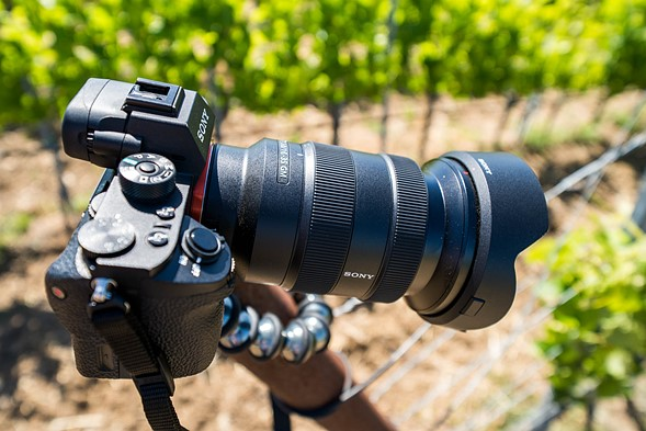 Hands-on with Sony's new 16-35mm and 12-24mm wide-angle