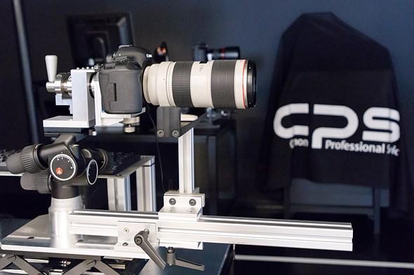 Behind the scenes: Canon Burbank