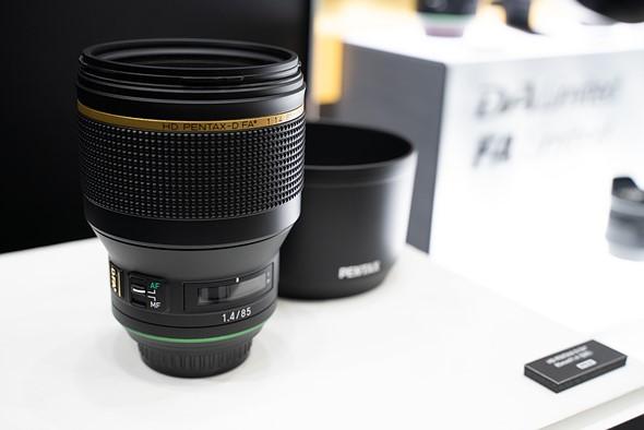HD Pentax-D FA* 85mm F1.4