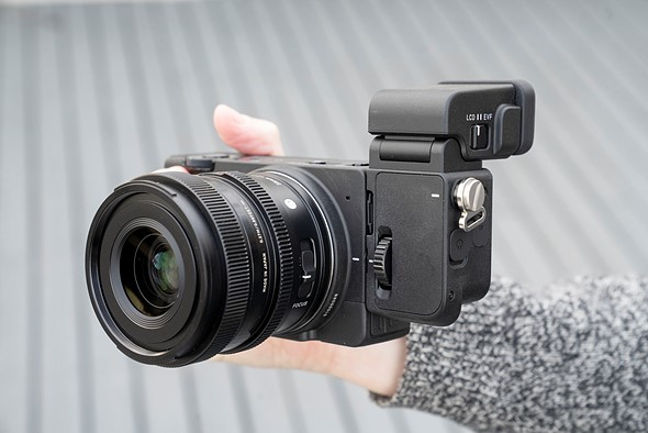 Hands-on with the Sigma fp L