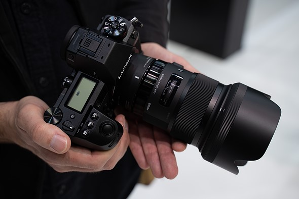 Hands-on with the Sigma MC-21
