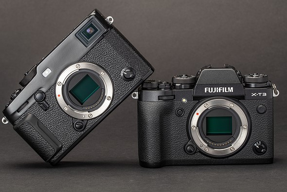 Fujifilm X-Pro3 vs X-T3: a look at the differences (and what they mean)