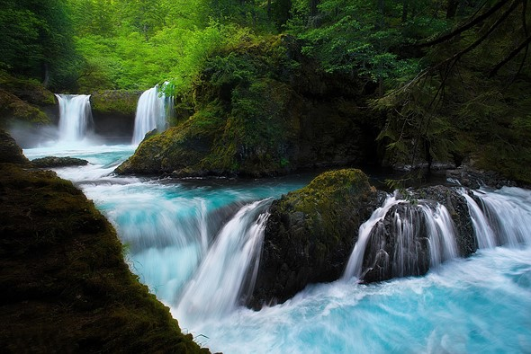 8 Tips For Shooting Waterfalls