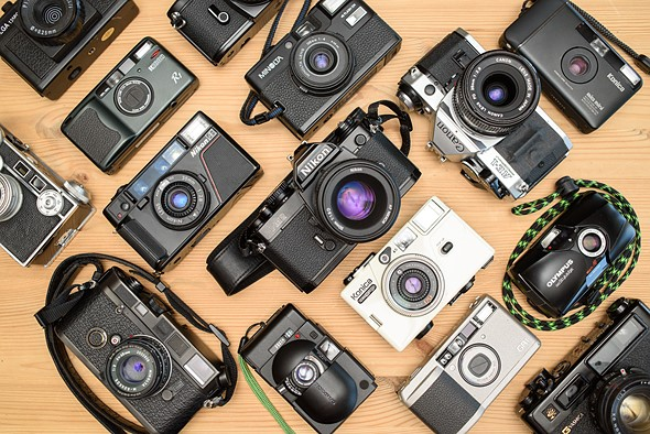 12 Things Not To Do When Buying Your First Film Camera
