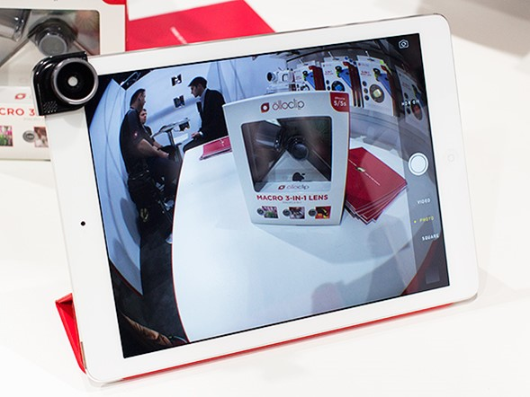 Olloclip for iPad