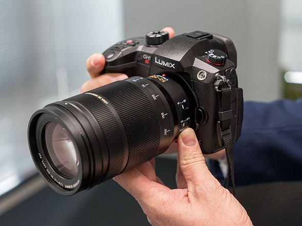 CP+ 2018: Hands on with the Panasonic Leica 50-200mm F2.8-4 ASPH