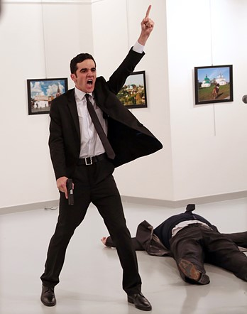 2017 World Press Photo Contest winners