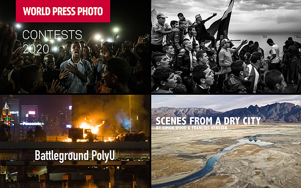 2020 World Press Photo contest winners