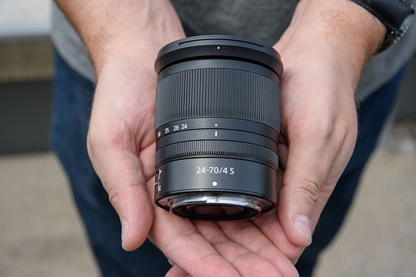 Hands-on with Nikon's new Z-mount lenses and FTZ adapter