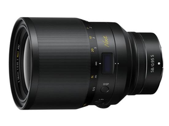 Nikkor 58mm F0.95 Noct