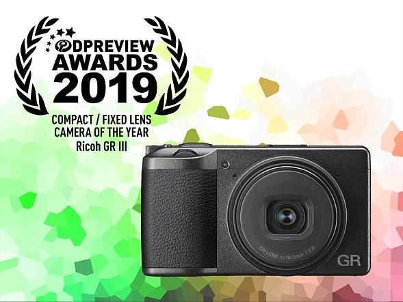 Winner: Ricoh GR III