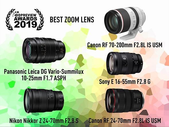 Best zoom lens