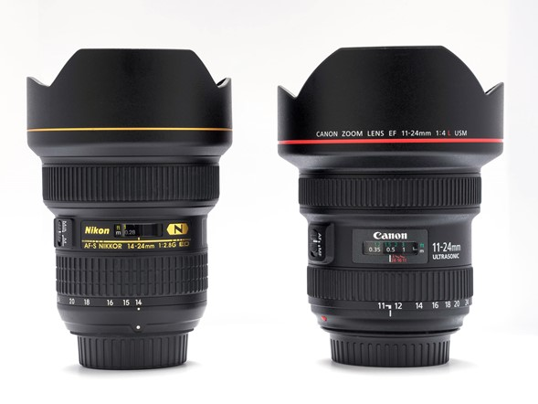 Hands-on with Canon's new 11-24mm F4 L