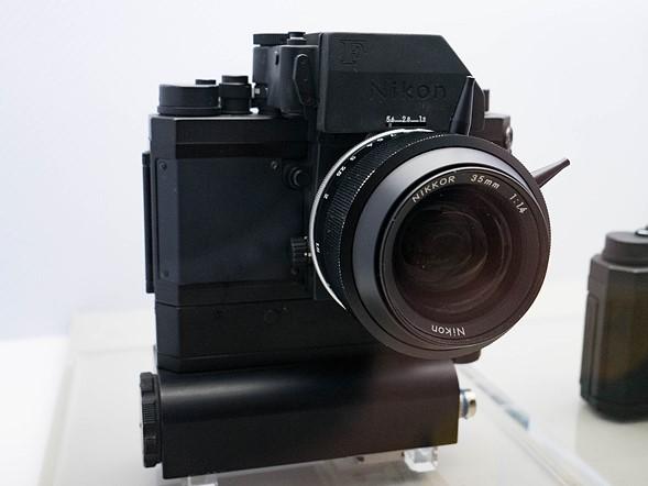 CP+ 2018: Nikon's space cameras