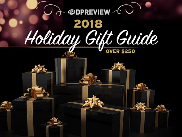 Holiday Gift Guide: over $250
