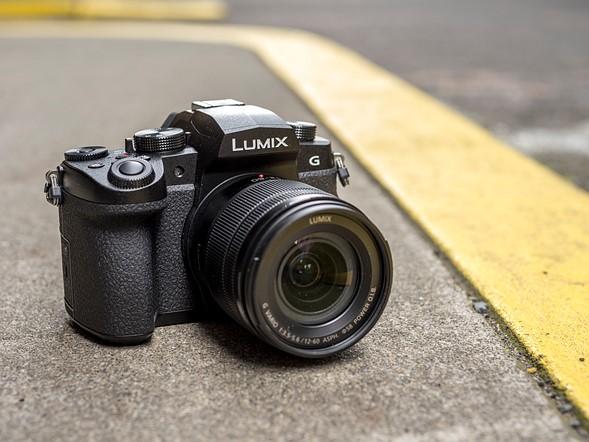 Meet the Panasonic Lumix DC-G95 (G90)