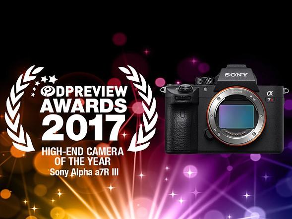 Joint-winner: Sony Alpha a7R III
