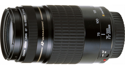 What was the first lens design you worked on at Canon?