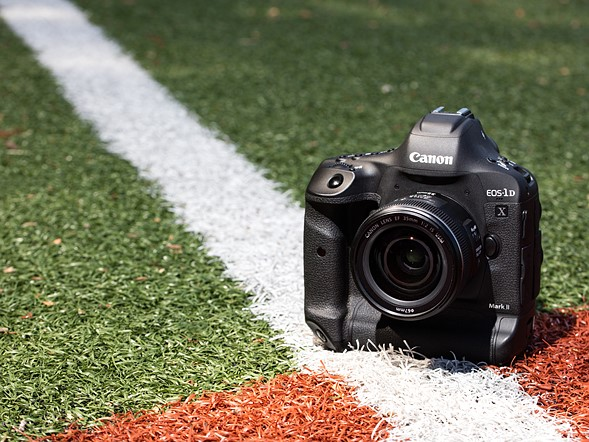 Behind the scenes with Canon at the Rio Olympics