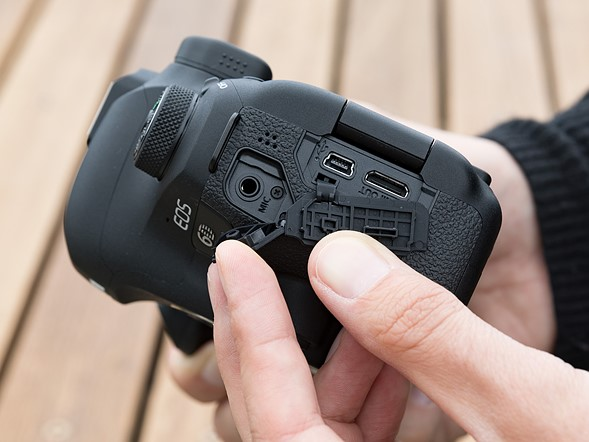 Hands-on with Canon EOS 6D Mark II