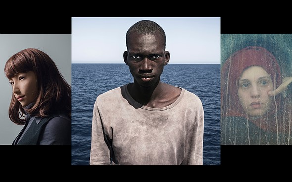 Taylor Wessing Photographic Portrait Prize 2017 Winners Announced