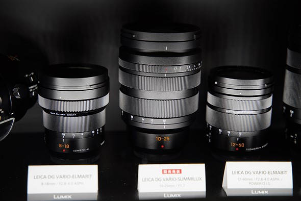Panasonic Leica Vario-Summilux 10-25mm F1.7