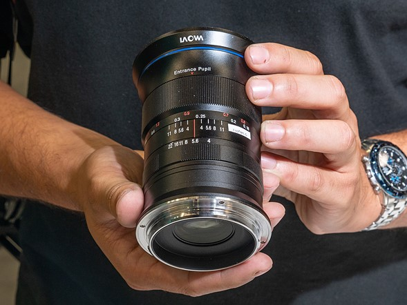 Hands-on with Venus Optics' new Laowa lenses