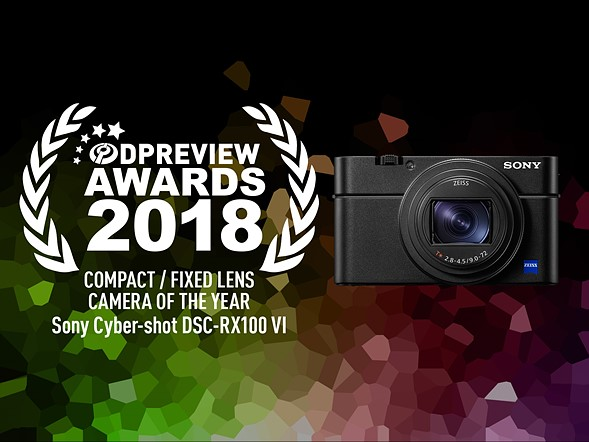 Winner: Sony Cyber-shot DSC-RX100 VI