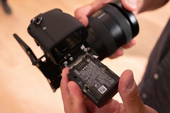 Sony a6600
