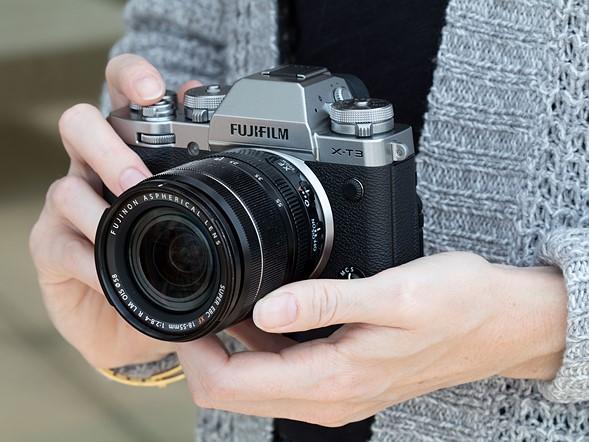 The Fujifilm X-T3