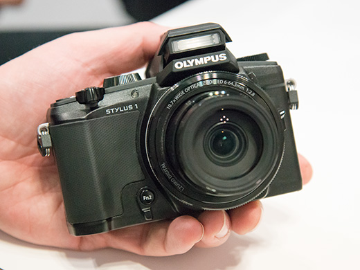 Hands-on with the Olympus Stylus 1