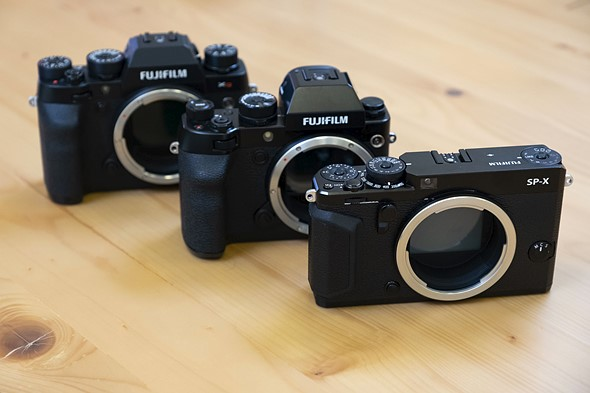 A closer look at Fujifilm's medium format GFX concepts