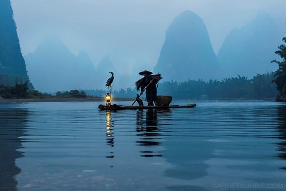 Beautiful Dreamer: Garret Suhrie's moonlit landscapes