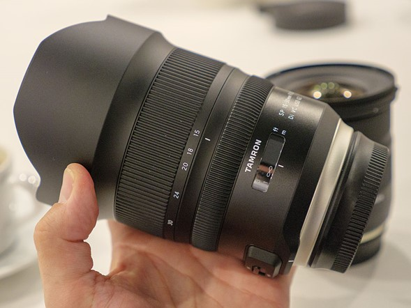 Open wide: Tamron's 15-30mm F2.8 G2