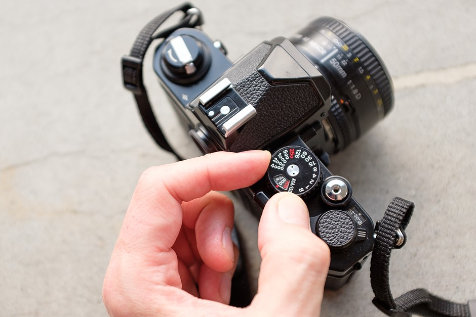 The Absolute beginner's guide to film photography: Part 1 - Getting started