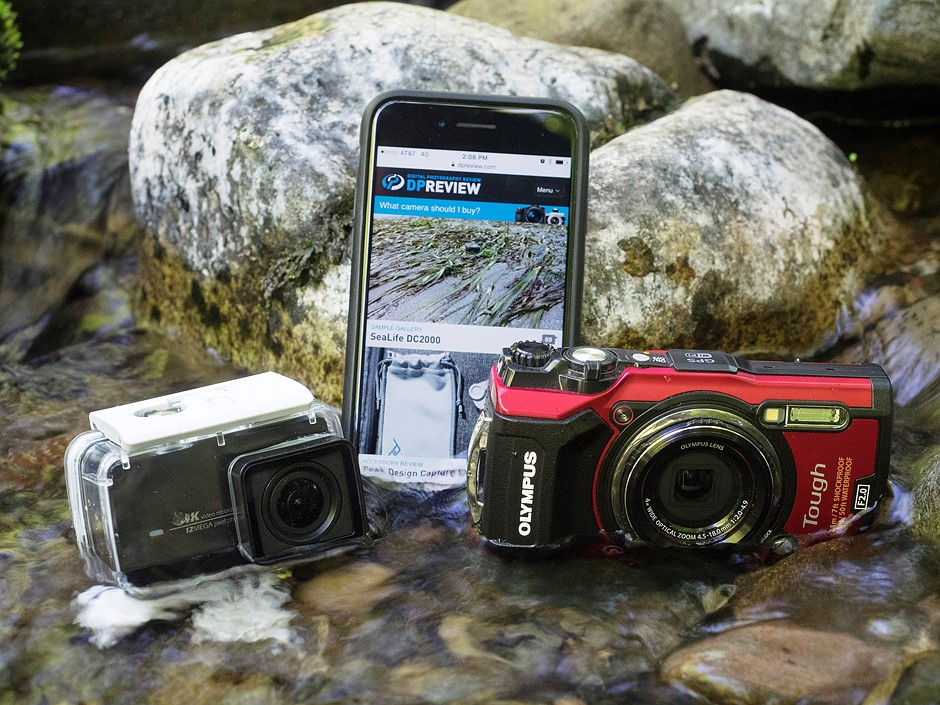 Rugged compact, GoPro, or smartphone: Which should I take ...