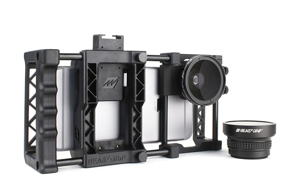 Beastgrip expands into UK and Japanese markets, announces plans for high quality lenses from Kenko Tokina