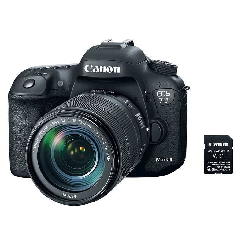 Canon EOS 7D Mark II Firmware 1.1.0 Now Available: Digital