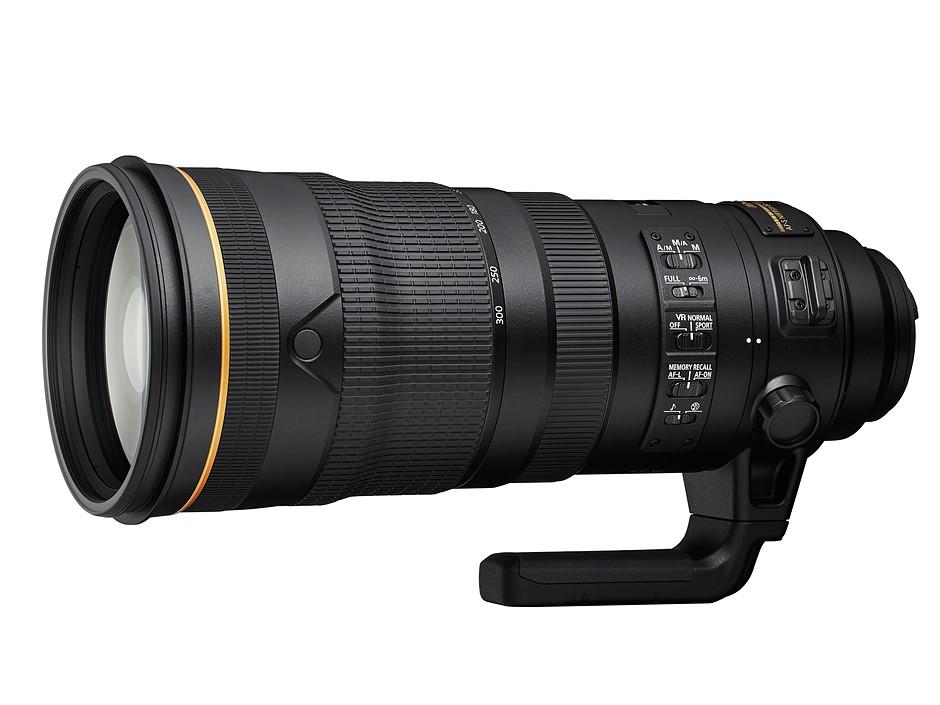 Nikon Af S 120 300mm F2 8e Fl Ed Sr Vr Arrives Next Month For 9500 Digital Photography Review