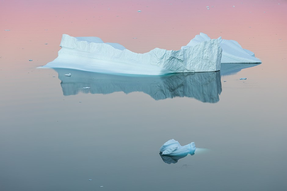 Photo story of the week: Colors of the Arctic