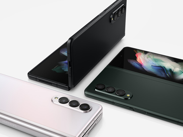Samsung disables the cameras on its new ,800 Galaxy Z Fold 3 smartphone if you unlock the bootloader
