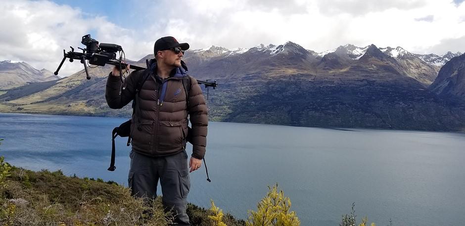 Watch Drew Geraci's latest time-lapse masterpiece, shot with Sony a7R III