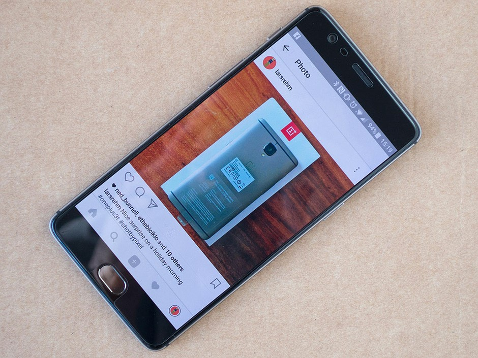 Android 7.1.1 update for OnePlus 3T brings improved video ...