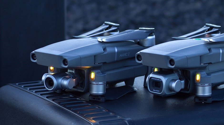 DJI releases highly anticipated Mavic 2 Pro and Mavic 2 Zoom compact drones