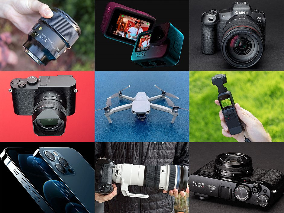 Treat yourself 2020: The ultimate photographers' gift guide
